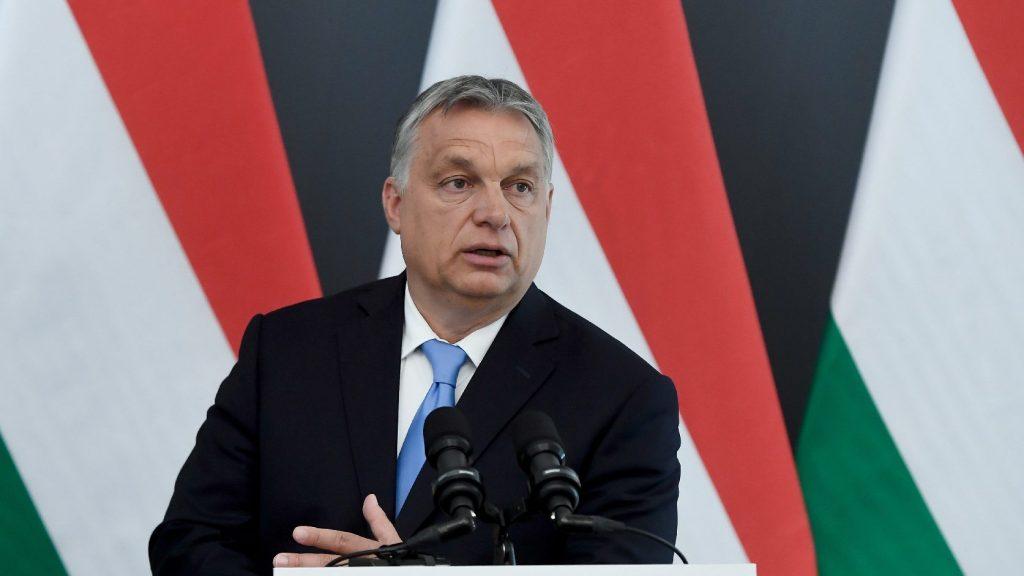 Itt követheti élőben Orbán Viktor ünnepi beszédét