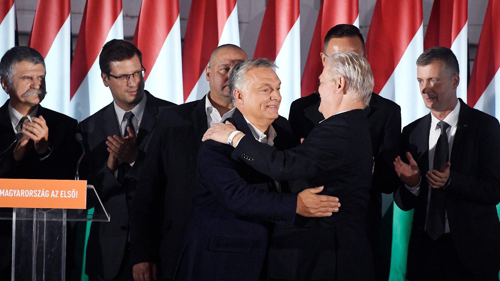 Nézőpont: Közel kétharmaddal nyert volna a Fidesz