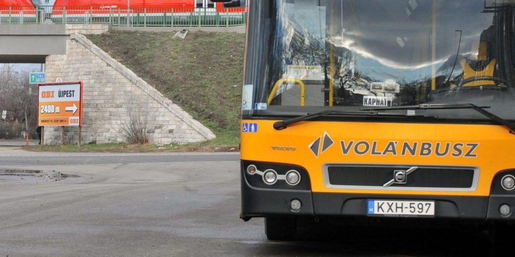 Nagy befogadóképességű járműveket vásárol a Volánbusz