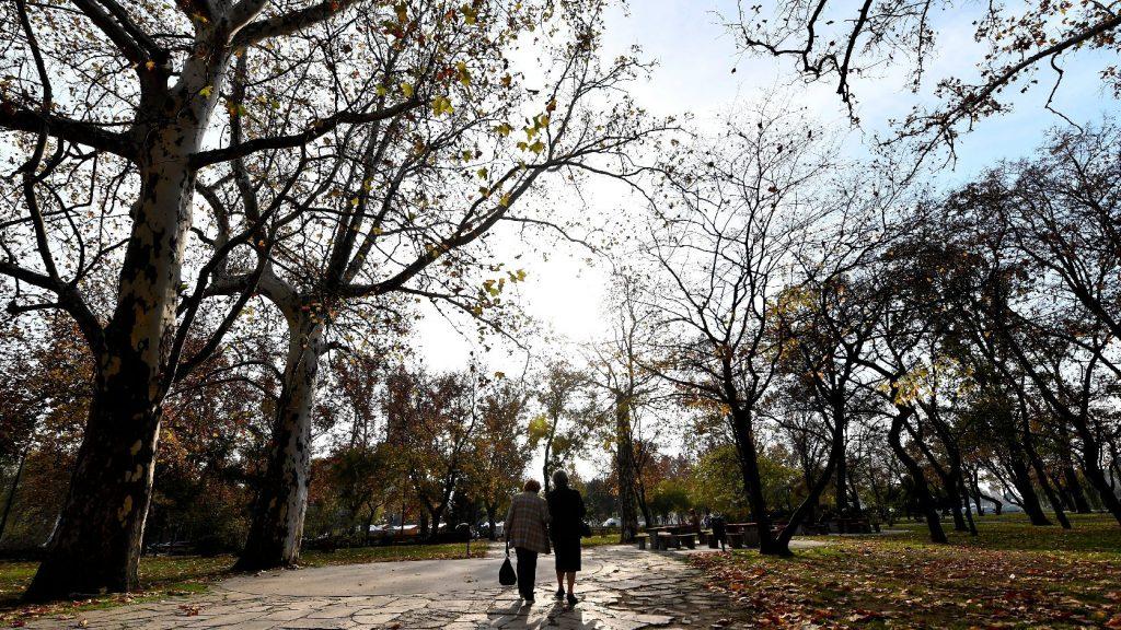 Somogy megyében 18,1 Celsius fokot mértek hétfőn