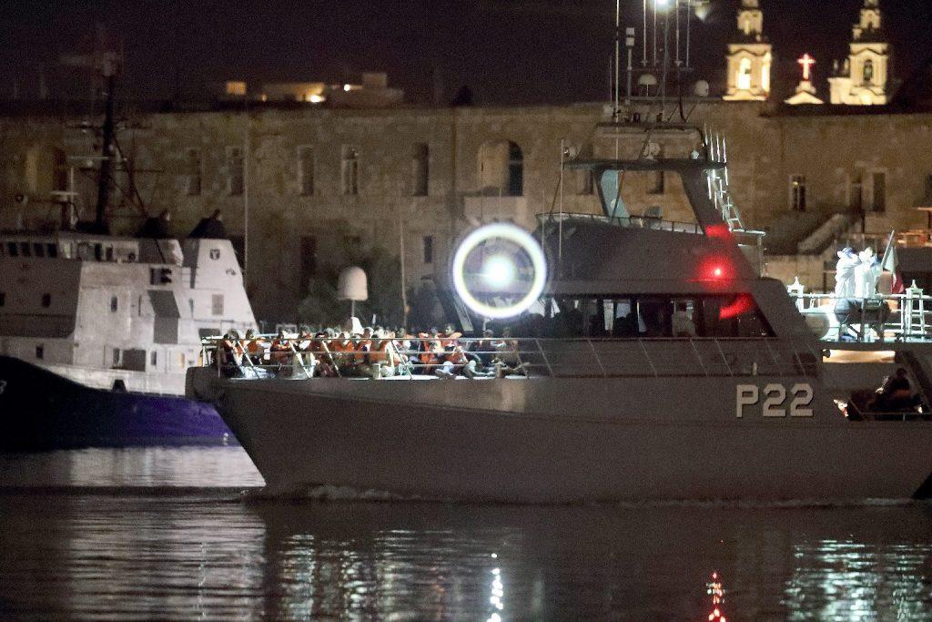 Zavargások voltak egy máltai menekültközpontban