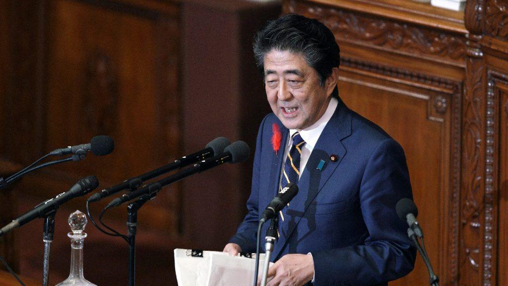 Rekordot döntött Abe Sindzó japán miniszterelnök