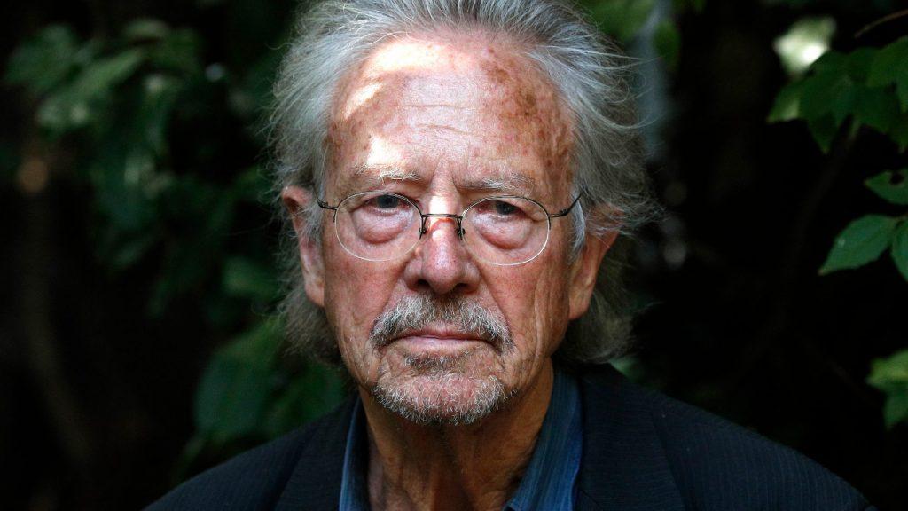 Peter Handke többé nem válaszol újságírói kérdésekre
