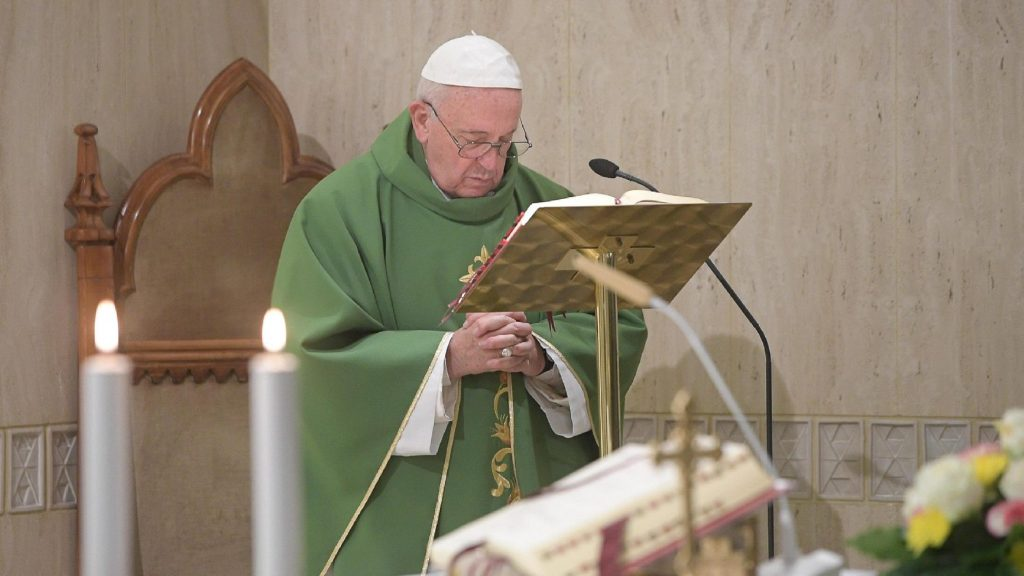 Ferenc pápa új gazdasági vezetőt nevezett ki