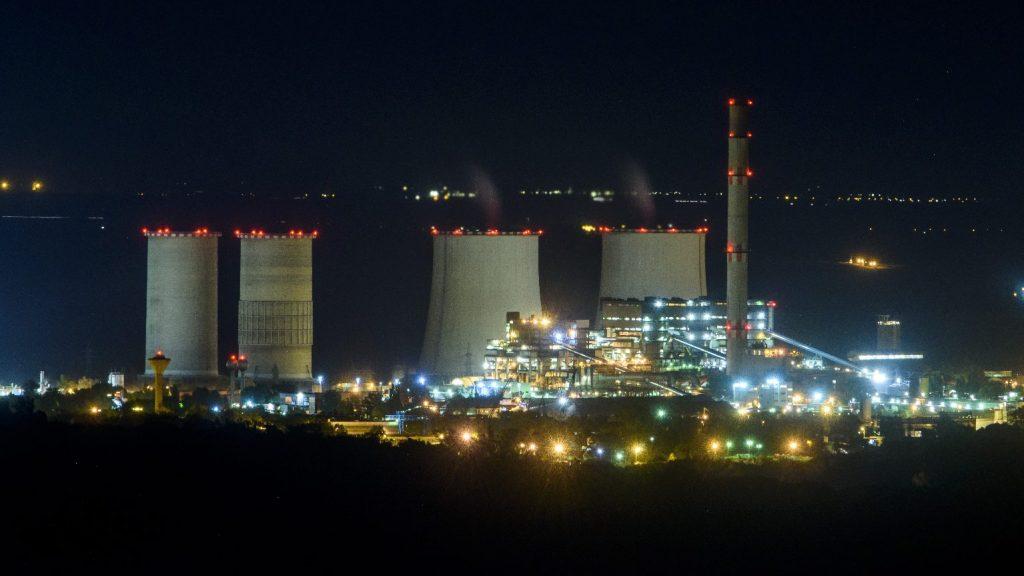 Továbbra sem veszélyezteti a lakosságot a visontai gázképződés