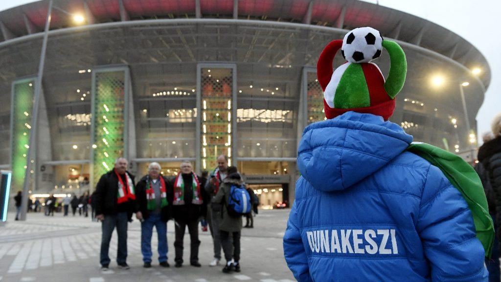Jól teljesített az új Puskás Ferenc Stadion első rendezvénye