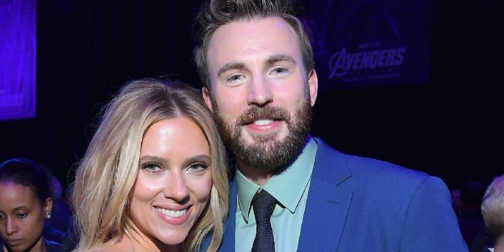 Újra bebizonyosodott, hogy Chris Evans és Scarlett Johansson a tökéletes páros