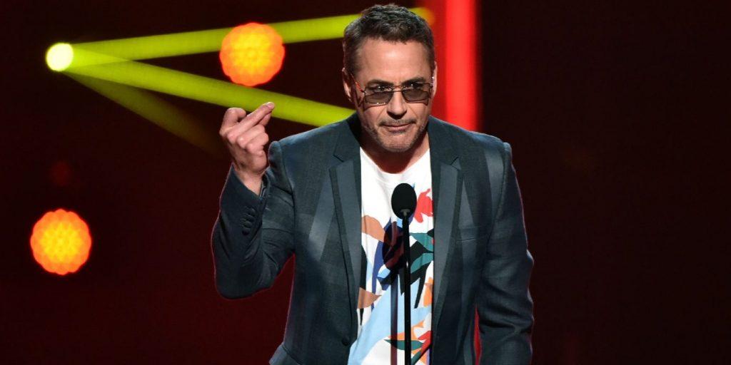 Robert Downey Jr. úgy vonult be, mint Tony Stark, a hatás pedig nem maradt el