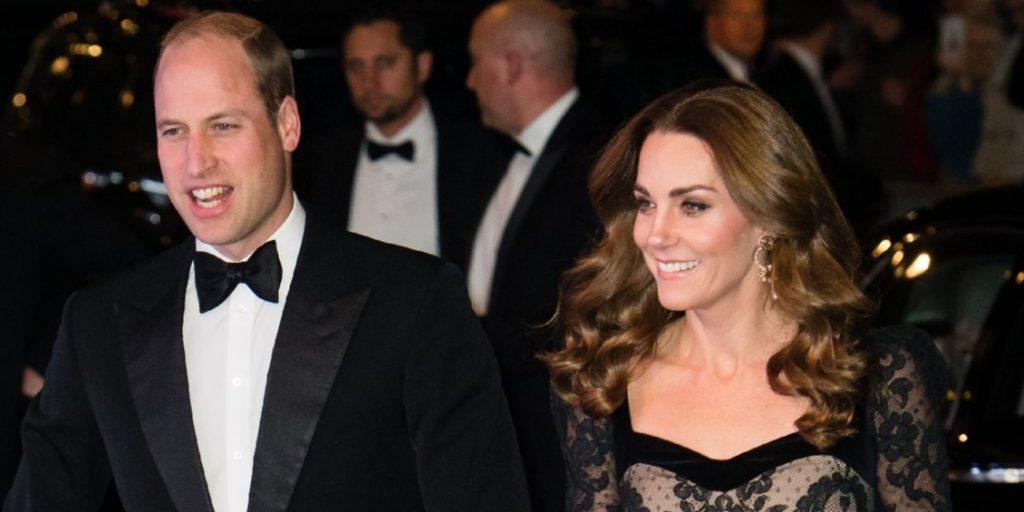 Lélegzetelállító ruhával ünnepelte házassági évfordulóját Katalin hercegné