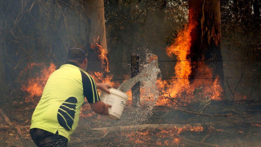 Még napokig tombolhatnak a bozóttüzek Ausztráliában