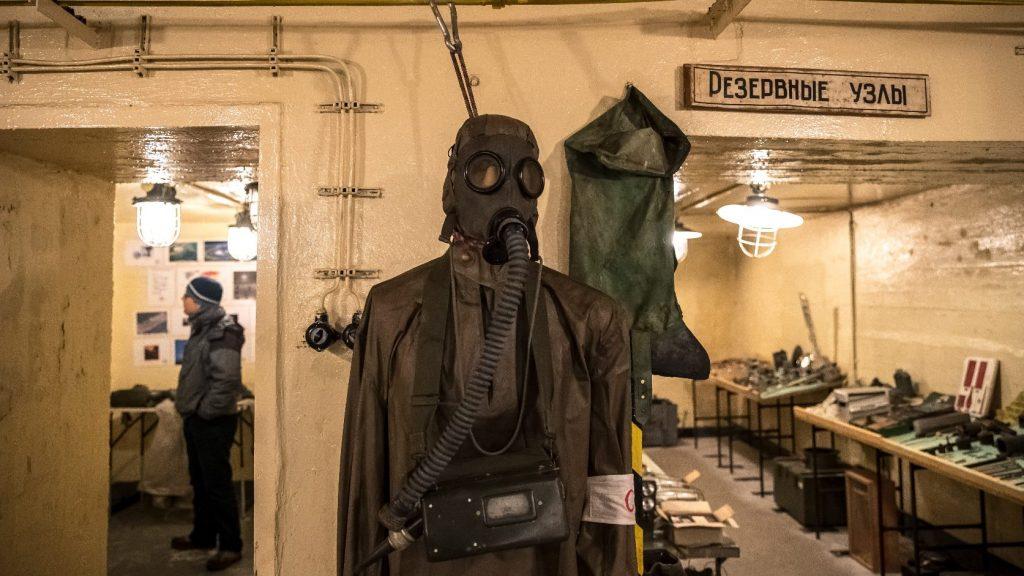 Ritkán látott képek egy szovjet atombunkerből - FOTÓK