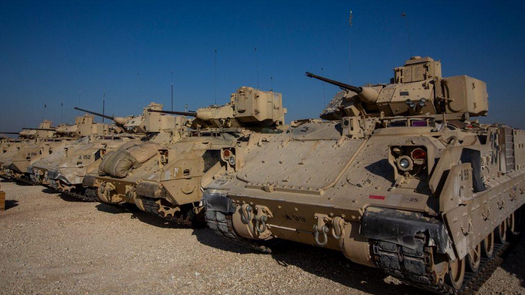 A német hadsereg újrakezdte a kurd erők kiképzését Észak-Irakban