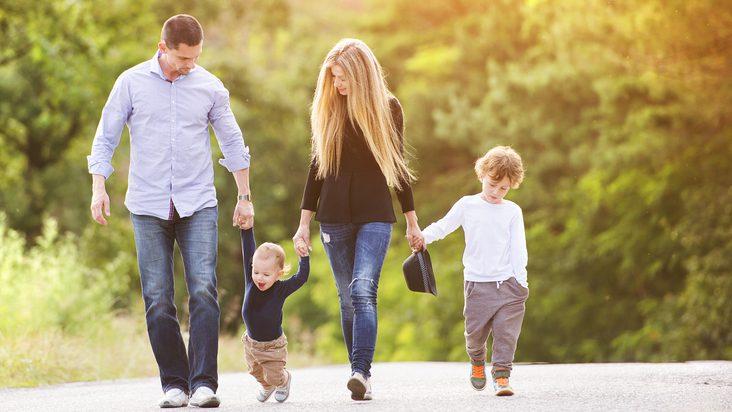 A család maradt a legfontosabb alapkő