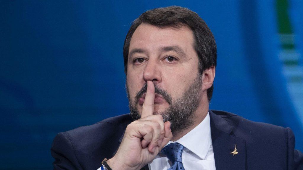 Salvini: A jobboldal megmenteni akarja Olaszországot Európában