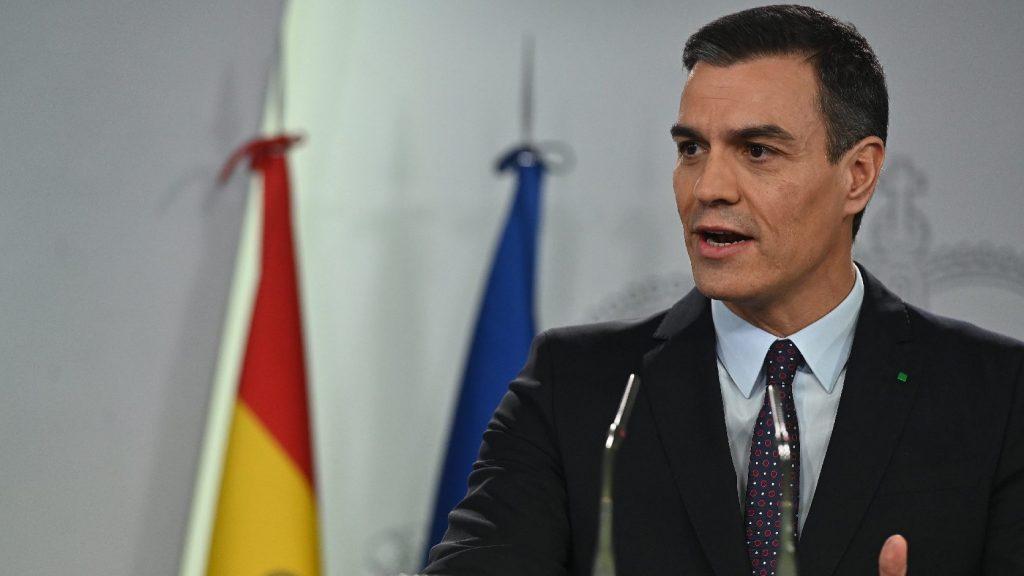 Pedro Sánchezt javasolta miniszterelnöknek a spanyol uralkodó