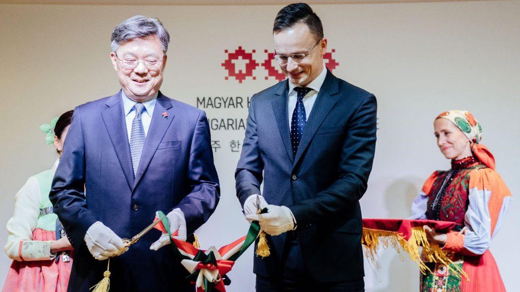 Magyar Kulturális Intézet nyílt Szöulban