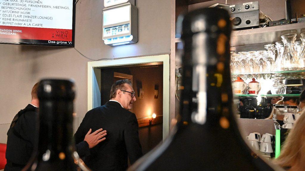 Az FPÖ pénteken dönt Strache esetleges kizárásáról