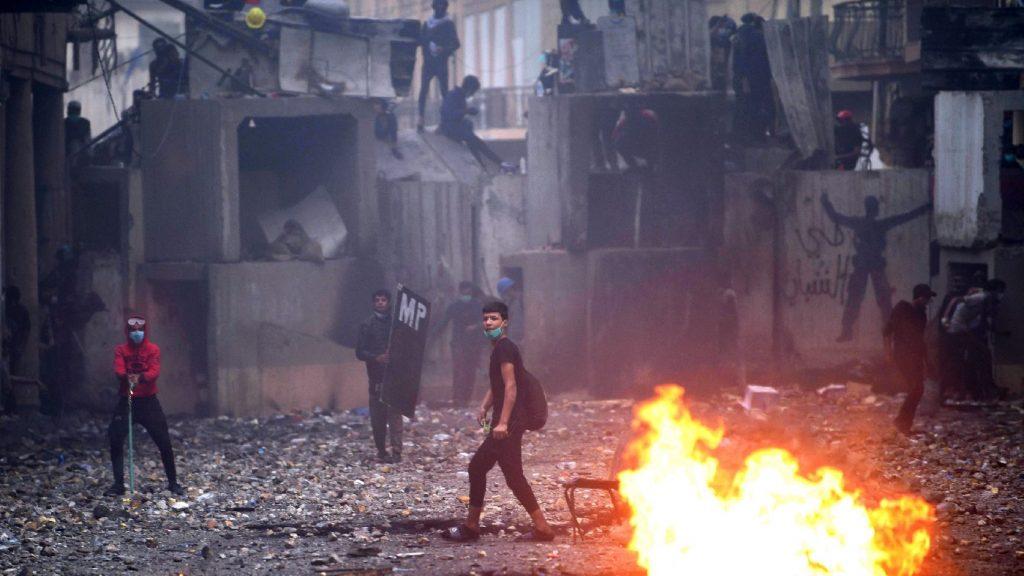 Véres péntek Bagdadban