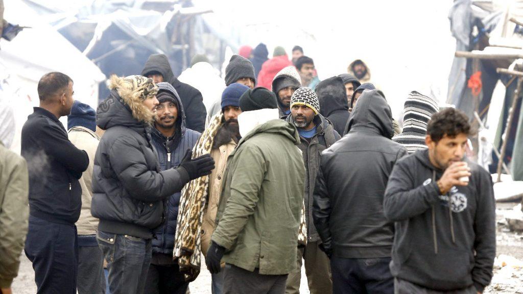 Kiürítették a bosnyák-horvát határ közelében lévő vucjaki befogadótábort