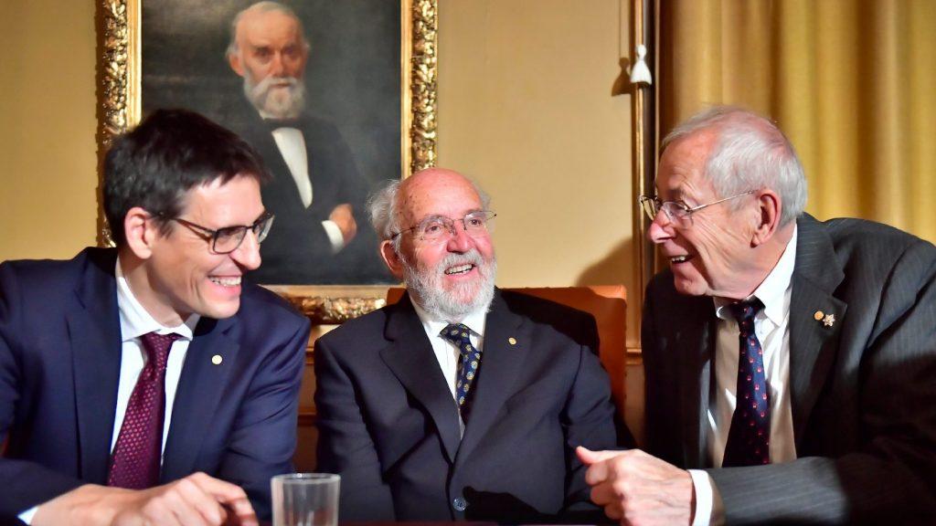 Nobel díjazottak a klímavédelem sürgősségét hangsúlyozták
