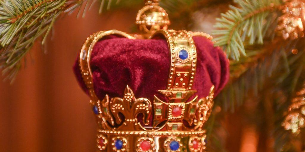 Ámulatba ejtő karácsonyi dekorációt kapott Erzsébet királynő otthona