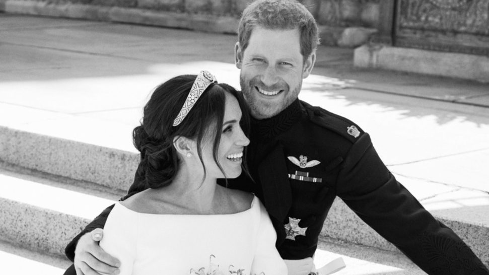 Őrületes: a hercegi pár hazudott az esküvője napjáról!