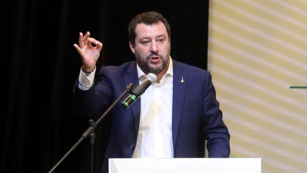 Hosszúnak ígérkezik a Salvinivel szembeni jogi eljárás, ha egyáltalán elítélik