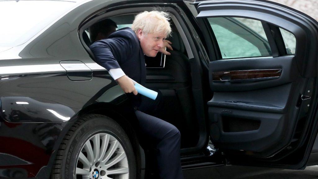 Boris Johnson joggal tarthat az újabb skóciai népszavazástól