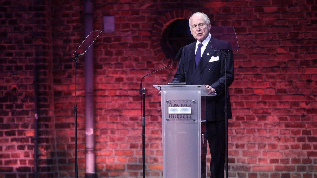 Lauder: Egyetlen európai állam sem akadályozta a nácikat