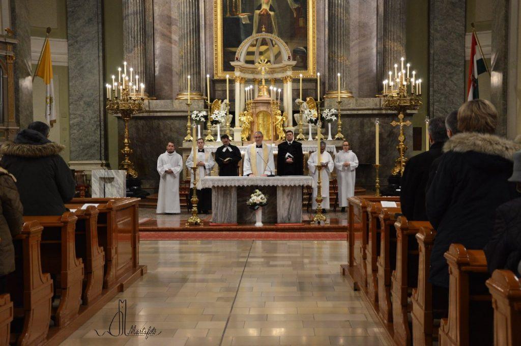 Zsidó-keresztény imaórát tartanak Budapesten