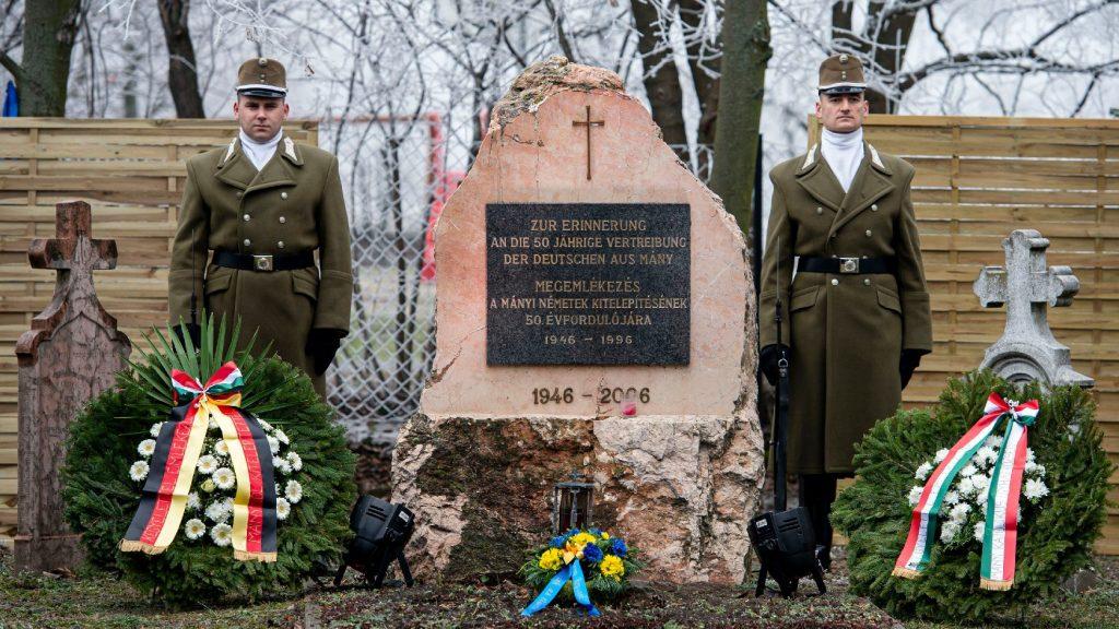 Soltész: 1946 és 1948 között 200 ezer németet üldöztek el