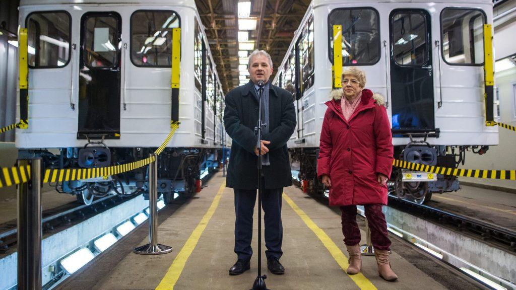 BKV: Biztonságos a hármas metró minden szerelvénye