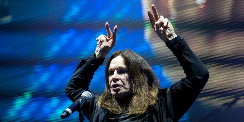 Parkinson-kórban szenved Ozzy Osbourne