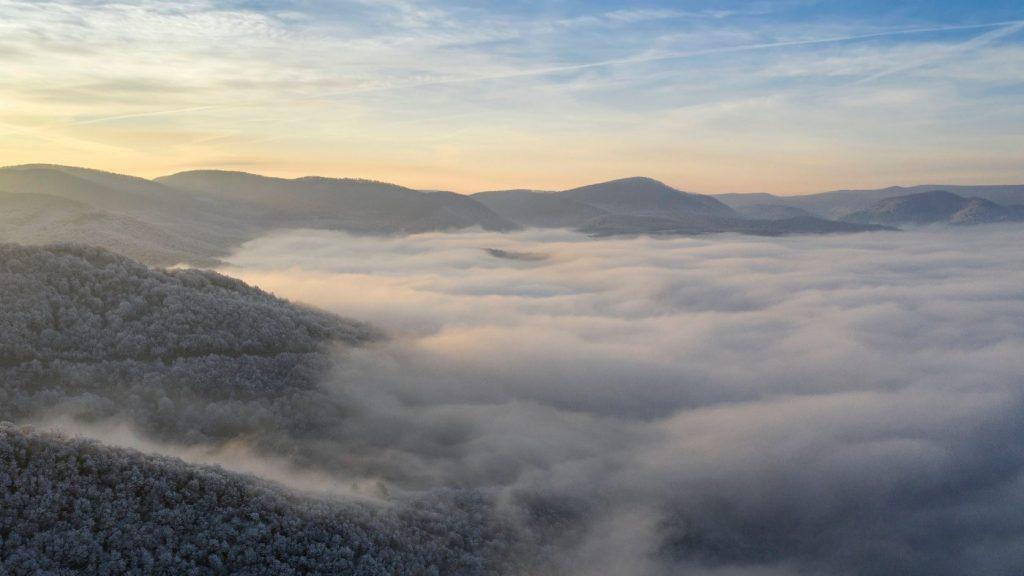 Ismét többfelé lesz sűrű köd