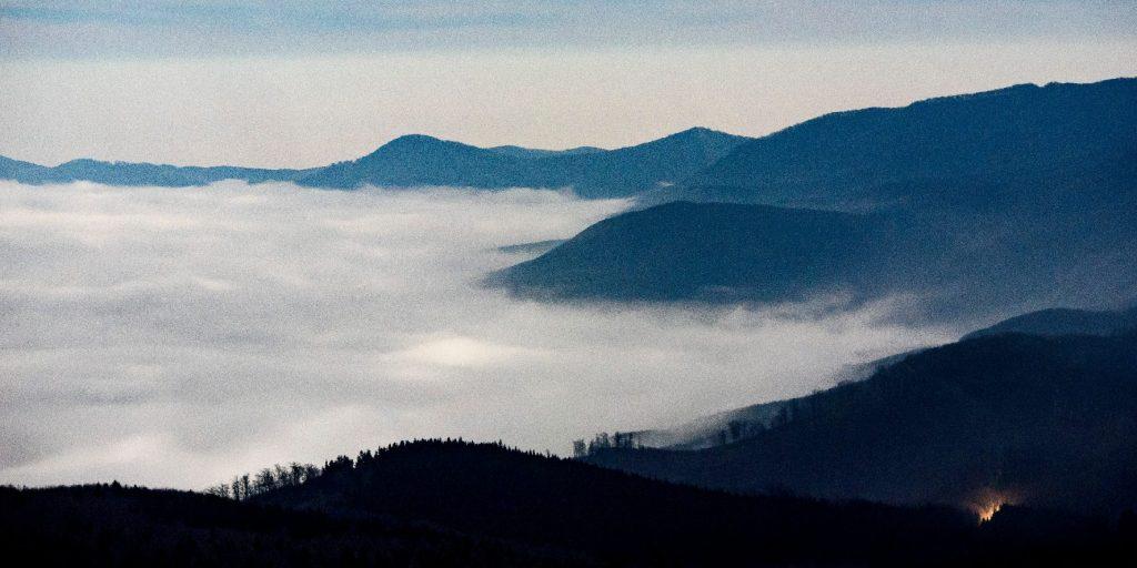 Ismét sűrű ködre kell készülni az ország nagy részén