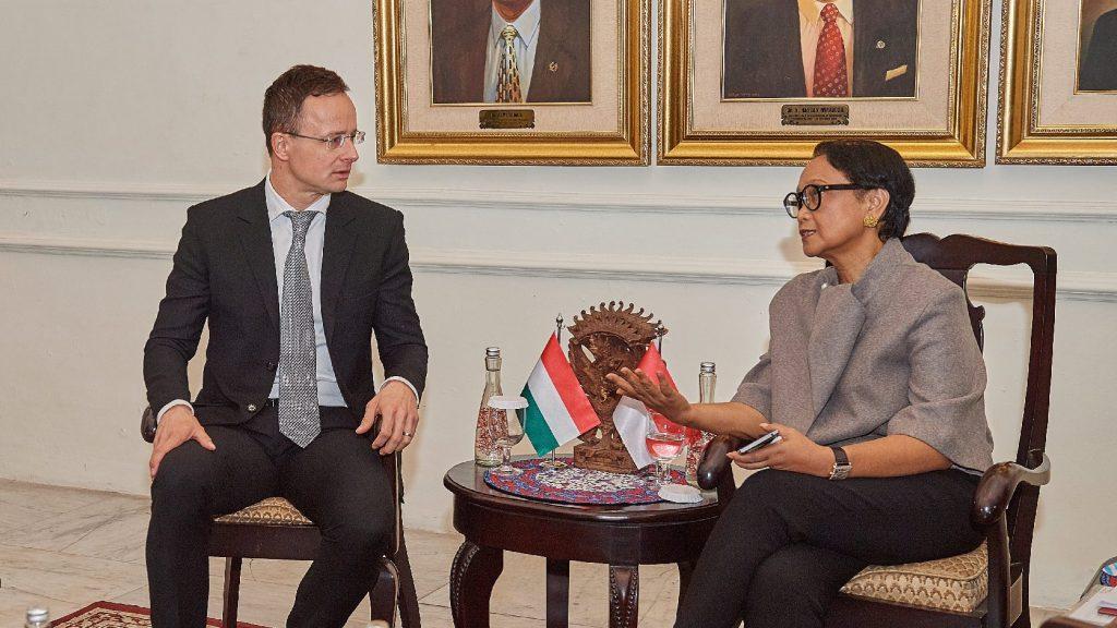 Ötszázmillió dolláros közös befektetési alapot hoz létre Magyarország és Indonézia