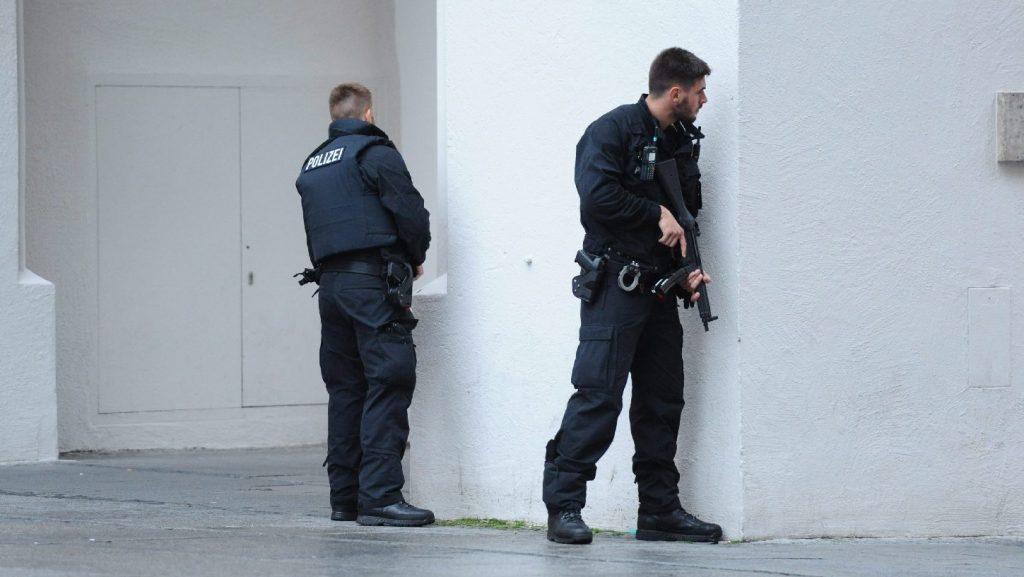 Lövöldözés Németországban