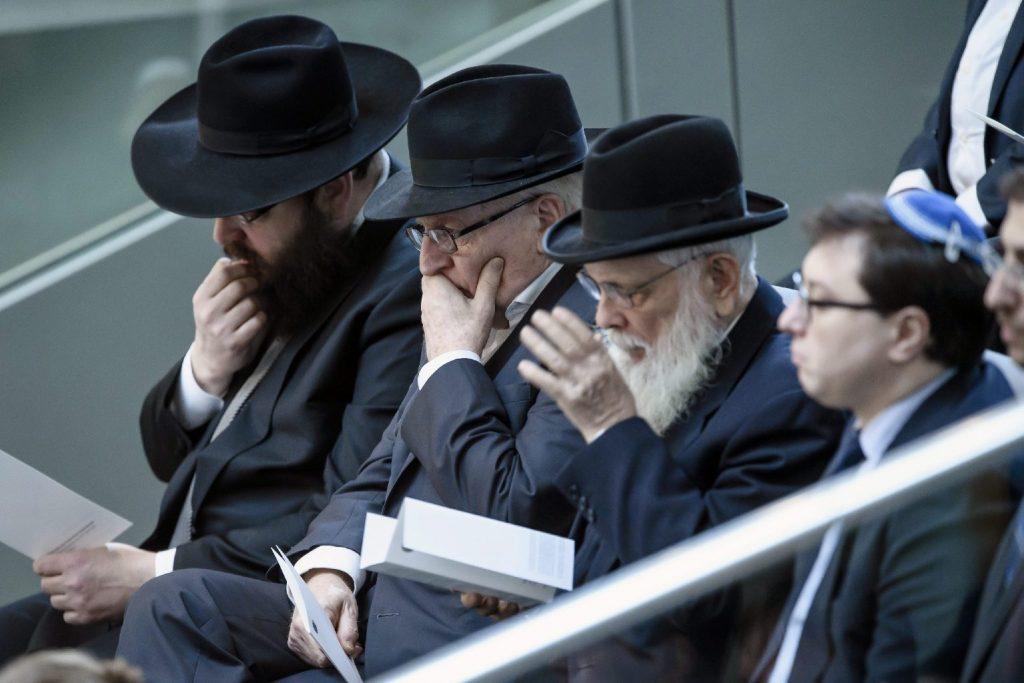 Egyre több németországi zsidó foglalkozik a kivándorlás gondolatával