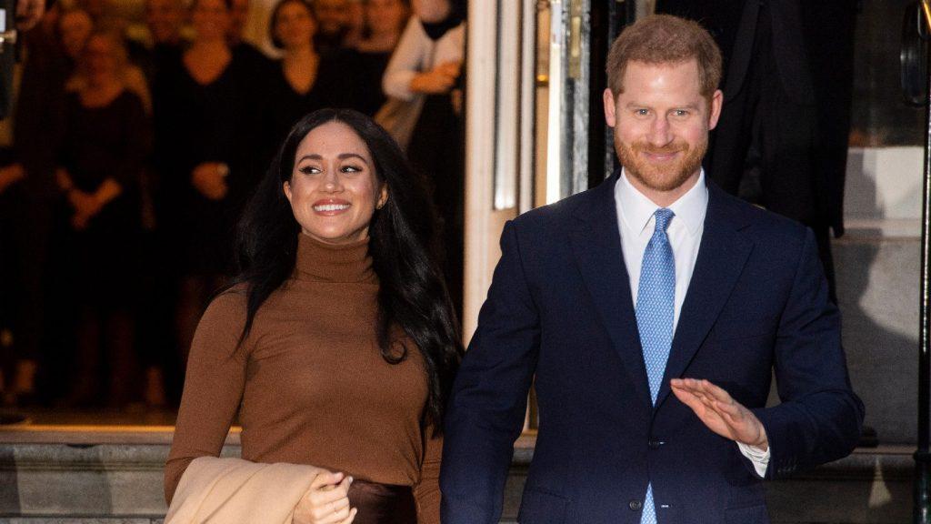 Harry és Meghan most először jelent meg nyilvánosan lányuk születése óta