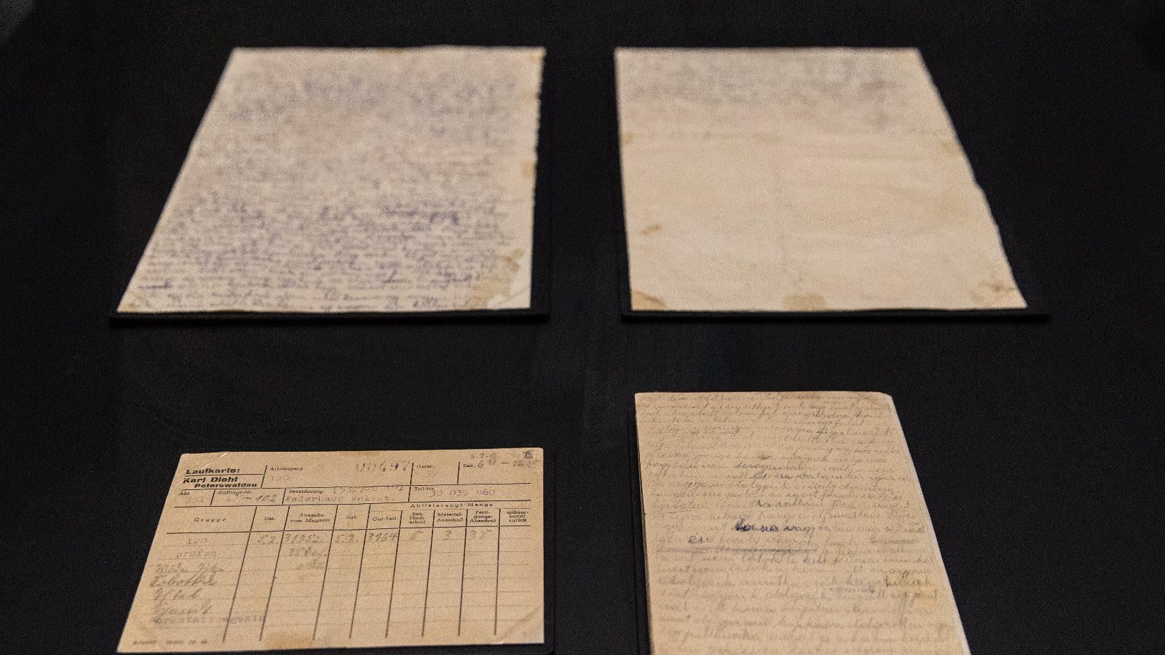 Magyarországról elhurcolt auschwitzi túlélő különleges naplóját mutatja be a Német Történeti Múzeum