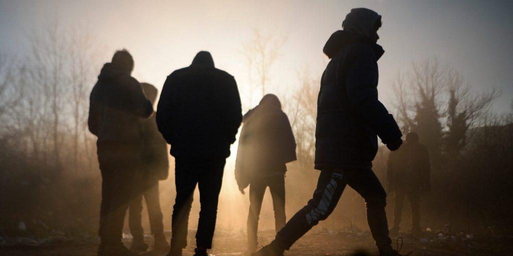 Több mint hét százalékkal nőtt a Franciaországban benyújtott menedékkérelmek száma tavaly