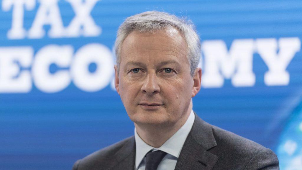 Az ellátási láncok felülvizsgálatát sürgette a francia pénzügyminiszter