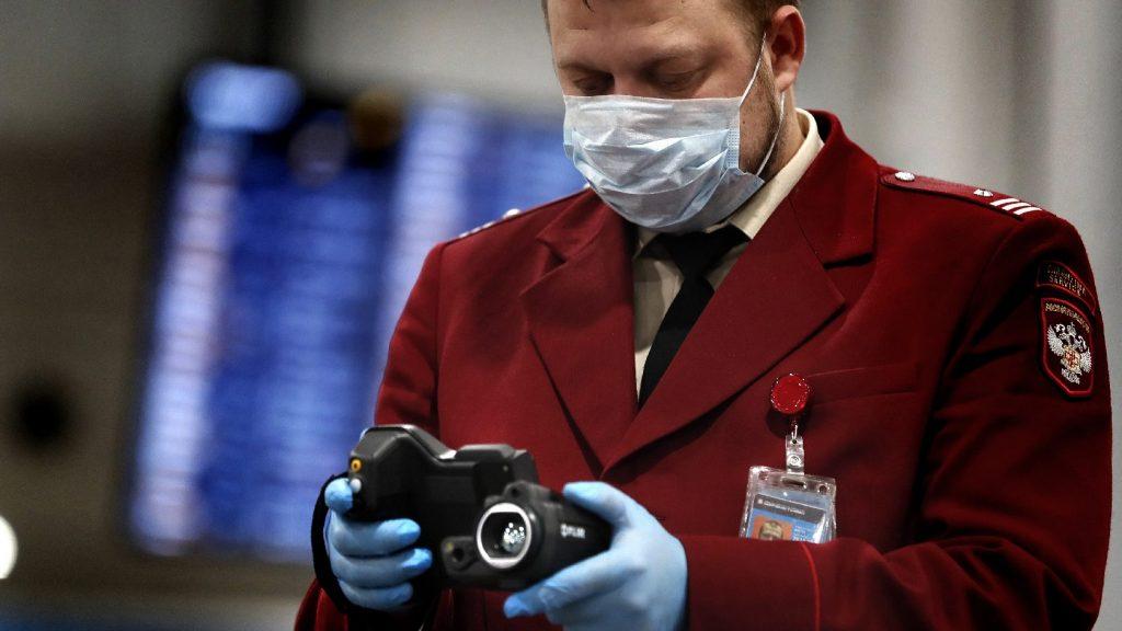 Moszkvában arcfelismerő rendszerrel ellenőrzik a karantén betartását