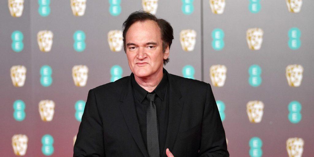 Tarantino húzta ki a csávából rendező barátját