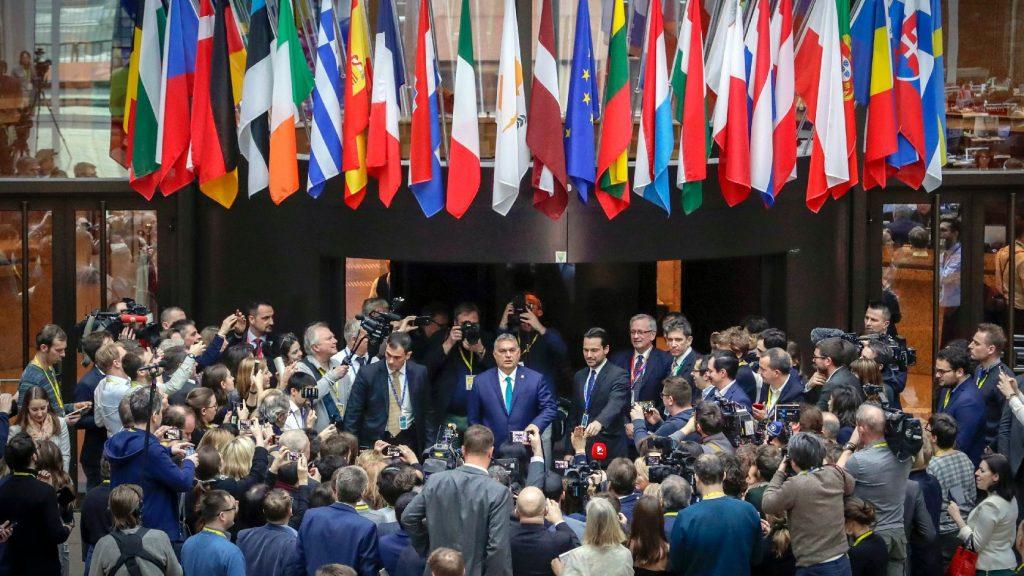 Orbán Viktor: Nem fogadható el négy nettó befizető ország egy százalékos ajánlata