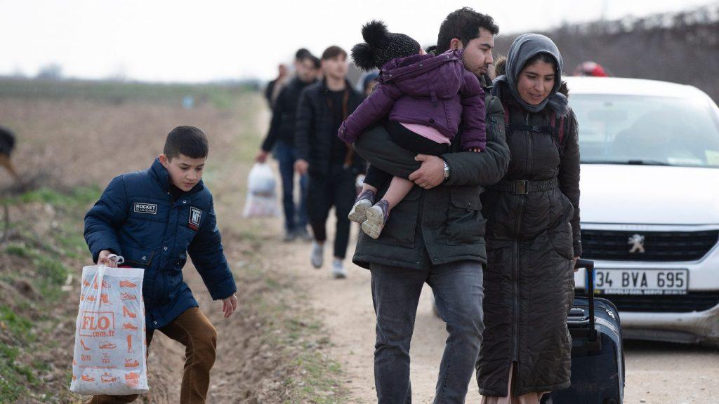 Az ENSZ nem tud róla, hogy változott volna Törökország menekültpolitikája