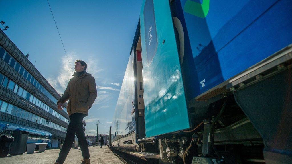Elindult a nemzetközi vonatjegyek online értékesítése