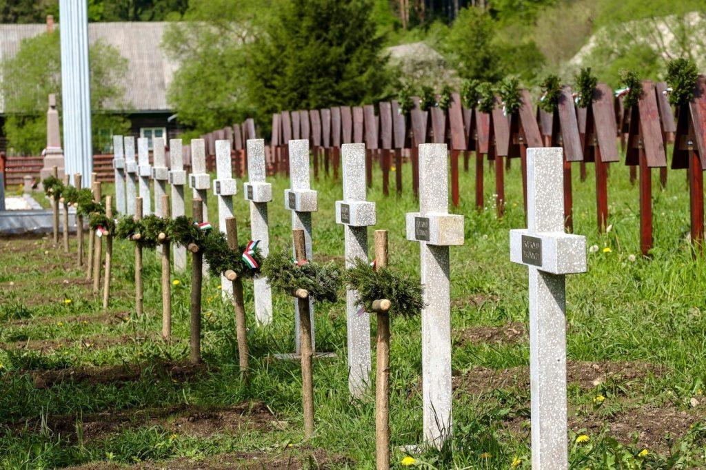 Székelyföld helyett Aradon lesz a második világháború magyar katonatemető
