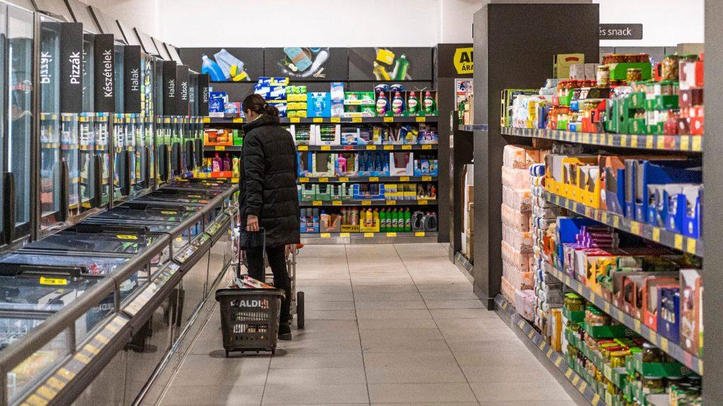 Felesleges a vásárlási roham a boltokban