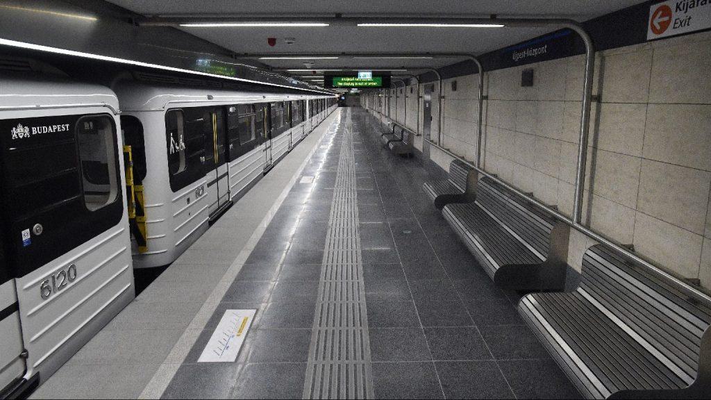 Idén még nem lesznek klimatizáltak a 3-as metró szerelvényei